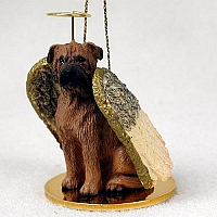 Bullmastiff Pet Angel Ornament
