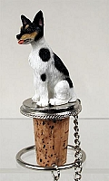 Rat Terrier Bottle Stopper