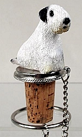 Sealyham Terrier Bottle Stopper