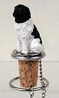 Landseer Bottle Stopper
