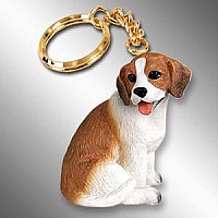Beagle Key Chain