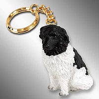 Landseer Key Chain