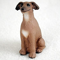Italian Greyhound Tiny One Figurine