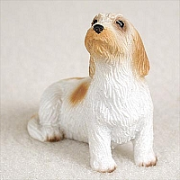 Petit Basset Griffon Vendeen Tiny One Figurine