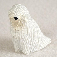 Komondor Tiny One Figurine