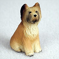 Briard Tiny One Figurine