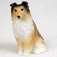 Sheltie Sable Tiny One Figurine
