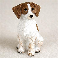 Brittany Brown & White Spaniel Tiny One Figurine