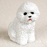 Bichon Frise Tiny One Figurine