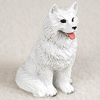 Samoyed Tiny One Figurine