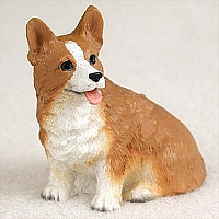 Welsh Corgi Pembroke Tiny One Figurine