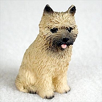 Cairn Terrier Red Tiny One Figurine