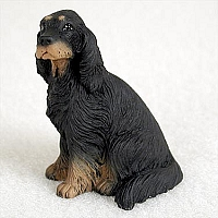 Gordon Setter Tiny One Figurine