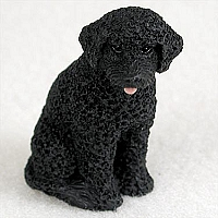 Portuguese Water Dog Tiny One Figurine