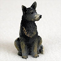 Australian Cattle BlueDog Tiny One Figurine