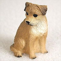 Border Terrier Tiny One Figurine