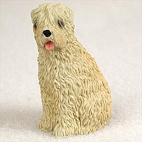 Soft Coated Wheaten Terrier Tiny One Figurine