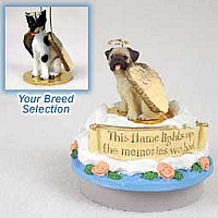 Rat Terrier Candle Topper Tiny One Pet Angel Ornament