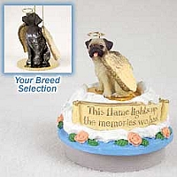 German Short Haired Pointer Candle Topper Tiny One Pet Angel Ornament