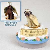 Chesapeake Bay Retriever Candle Topper Tiny One Pet Angel Ornament