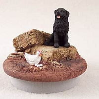 Newfoundland Candle Topper Tiny One