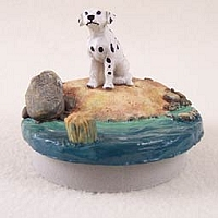 DalmatianCandle Topper Tiny One