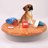 Puggle Candle Topper Tiny One