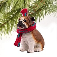 Bulldog Original Ornament