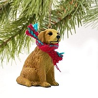 Golden Retriever Original Ornament
