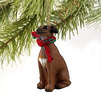 Italian Greyhound Original Ornament