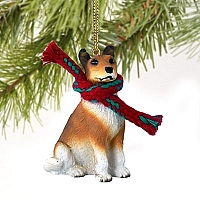 Collie Smooth Hair Original Ornament