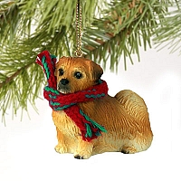 Tibetan Spaniel Original Ornament