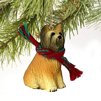 Briard Original Ornament