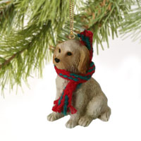 Labradoodle Cream Original Ornament