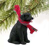 Labrador Retriever Black Original Ornament