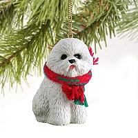 Bichon Frise Original Ornament