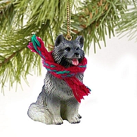 Keeshond Original Ornament