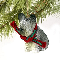 Skye Terrier Original Ornament
