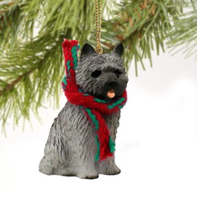 - Cairn Terrier Gray Original Ornament