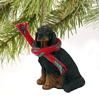 Gordon Setter Original Ornament