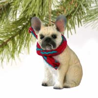 French Bulldog Fawn Original Ornament