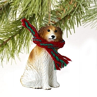 Borzoi Original Ornament