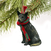 Australian Cattle BlueDog Original Ornament