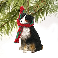 Australian Shepherd Tricolor Original Ornament