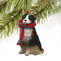 Australian Shepherd Tricolor w/Docked Tail Original Ornament