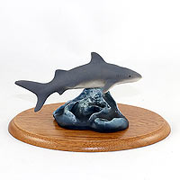 Tiger Shark Figurine