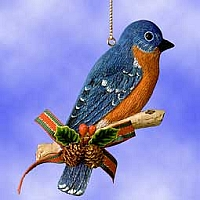 Bluebird Hanging Suncatcher