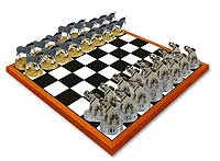 Chess Sets Animals