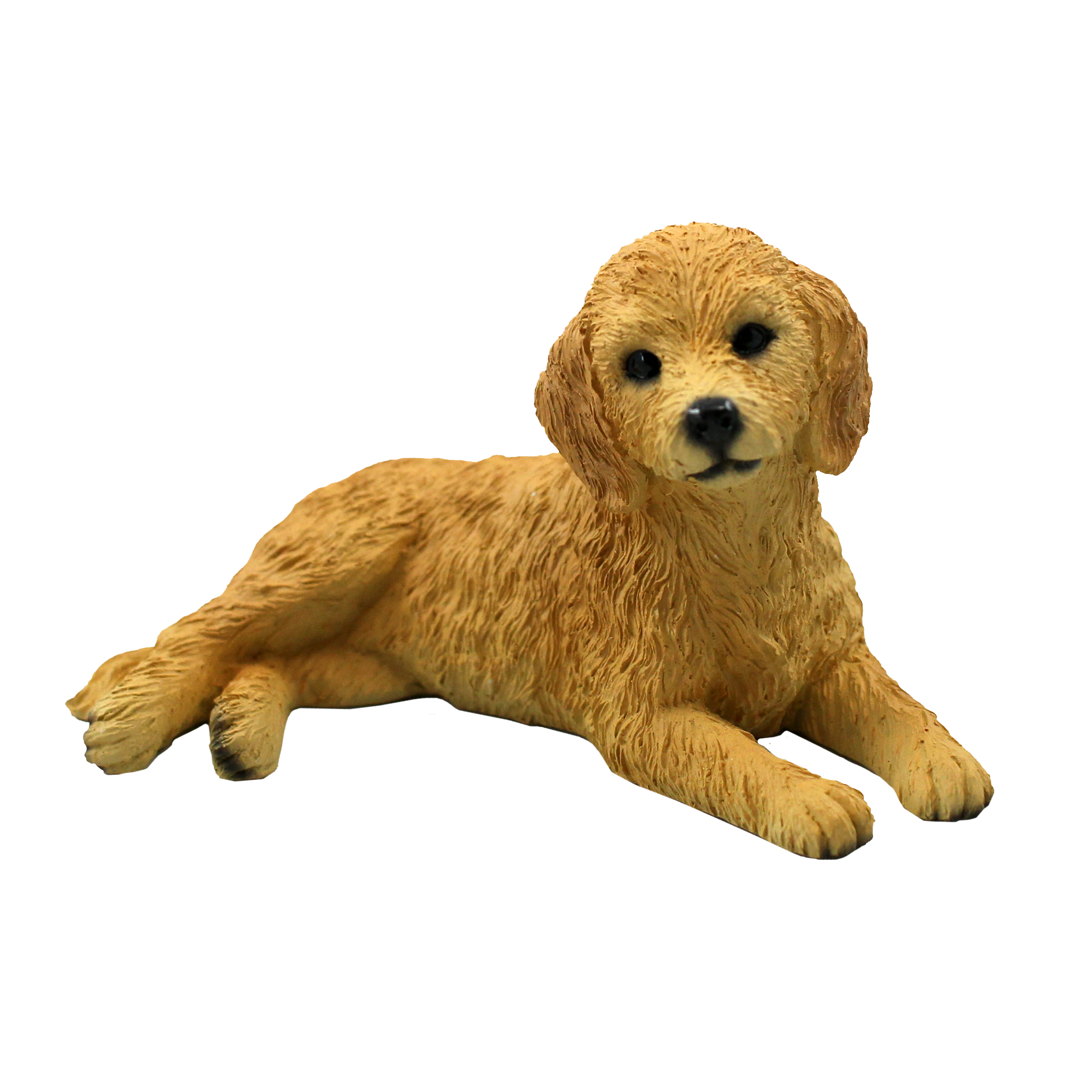 goldendoodle standard figurine - Goldendoodle Christmas Decorations