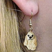 Earring Hanging Dogs
